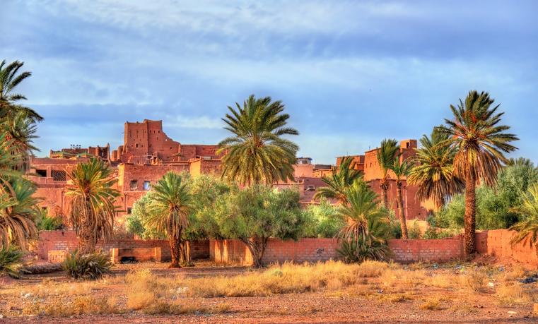 Sud Maroc village berbere