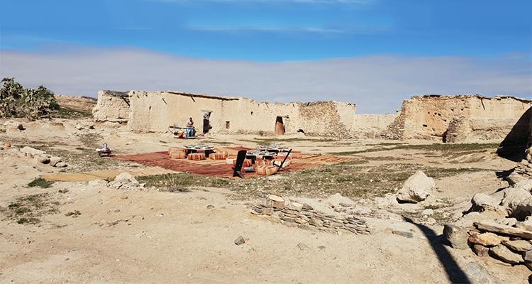 Ferme tourisme durable ecosysteme humain maroc